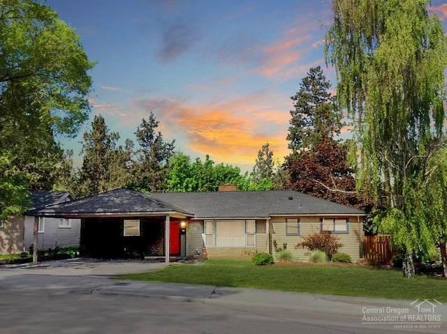 851 NE 8th Street, Bend, OR 97701 (MLS #202002328) :: CENTURY 21 Lifestyles Realty