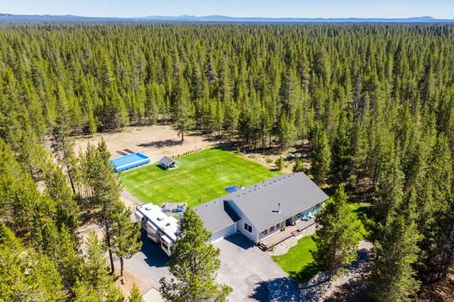 16255 Buena Vista Drive, La Pine, OR 97739 (MLS #220103554) :: Premiere Property Group, LLC
