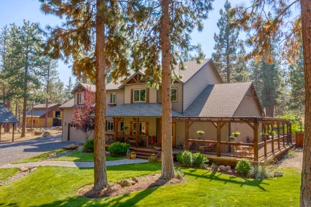 16455 Fair Mile Road, Sisters, OR 97759 (MLS #220107190) :: Central Oregon Home Pros