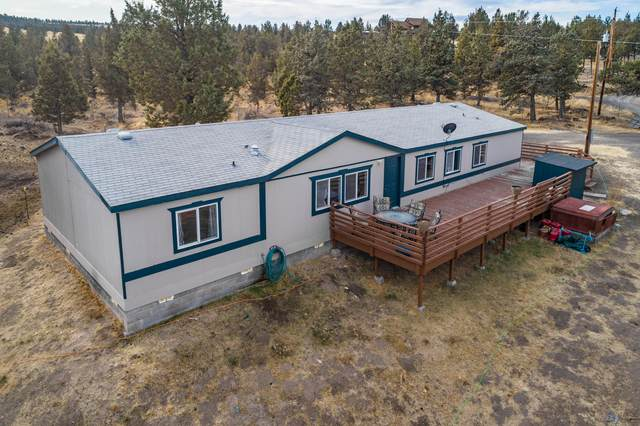 7769 SE Walther Loop, Prineville, OR 97754 (MLS #220112191) :: Coldwell Banker Bain