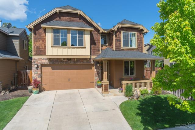 61281 Dayspring Drive, Bend, OR 97702 (MLS #201803702) :: Pam Mayo-Phillips & Brook Havens with Cascade Sotheby's International Realty