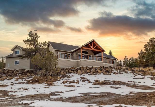 65595 78th Street, Bend, OR 97703 (MLS #201910168) :: Fred Real Estate Group of Central Oregon