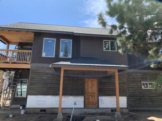 923 E Desperado Trail, Sisters, OR 97759 (MLS #202001237) :: The Ladd Group