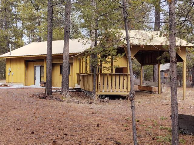 53362 Holtzclaw Road, La Pine, OR 97739 (MLS #220119139) :: Arends Realty Group
