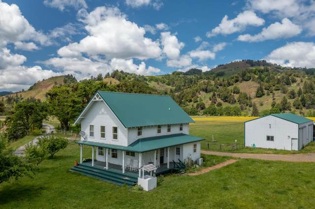 46983 Woodward Creek Road, Powers, OR 97466 (MLS #220122338) :: The Ladd Group