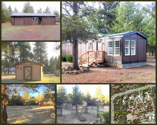 17015 West Drive, La Pine, OR 97739 (MLS #201901041) :: Stellar Realty Northwest