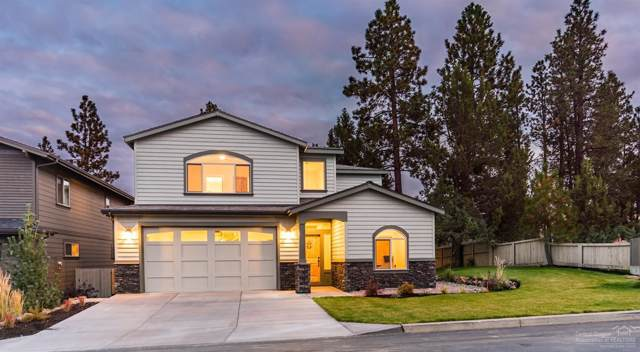 60854 Garrison Drive, Bend, OR 97702 (MLS #201902343) :: Fred Real Estate Group of Central Oregon