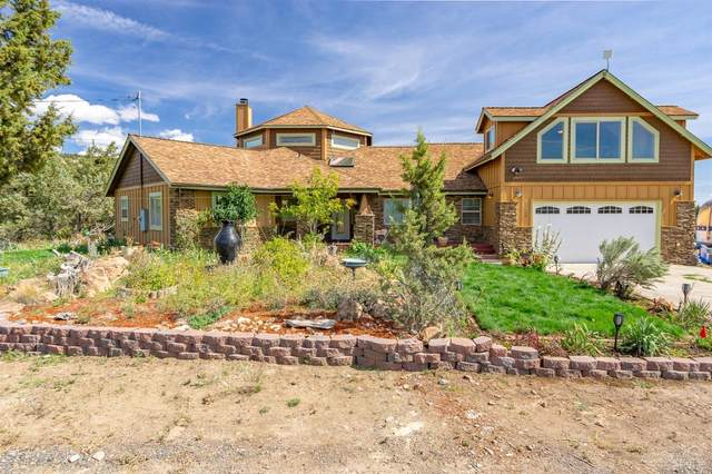 11528 NW Circle Avenue, Prineville, OR 97754 (MLS #201908934) :: Fred Real Estate Group of Central Oregon