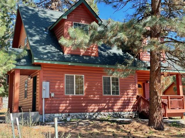 3438 Maidu Way, Chiloquin, OR 97624 (MLS #220121497) :: Arends Realty Group