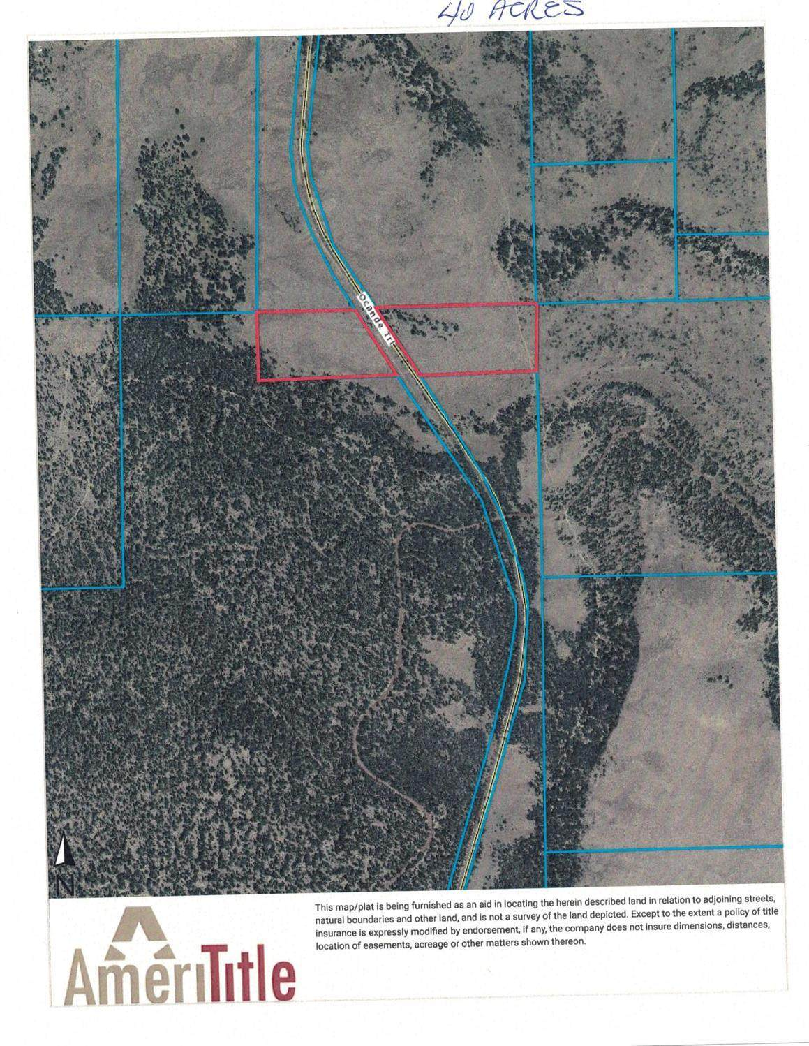 800 Forest Service Road - Photo 1