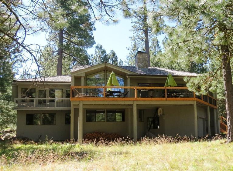 70842 Mountain Rose, Black Butte Ranch, OR 97759 (MLS #201605374) :: Birtola Garmyn High Desert Realty