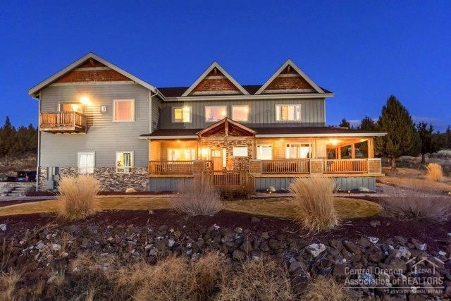13280 SE Ethan Loop, Prineville, OR 97754 (MLS #201801434) :: Team Birtola | High Desert Realty