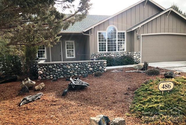 486 Nutcracker Drive, Redmond, OR 97756 (MLS #201801525) :: Windermere Central Oregon Real Estate