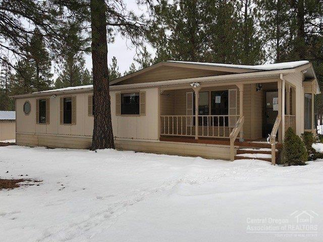 14739 Bluegrass Loop, Sisters, OR 97759 (MLS #201801827) :: Fred Real Estate Group of Central Oregon