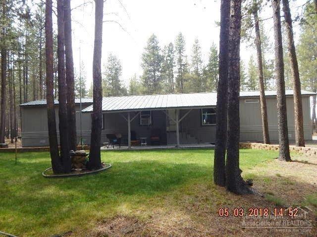 8050 Howard Road, La Pine, OR 97739 (MLS #201804279) :: Stellar Realty Northwest
