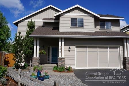 63097 Riverstone Drive, Bend, OR 97703 (MLS #201804768) :: Windermere Central Oregon Real Estate