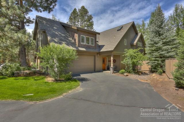 57407 Sun Eagle Lane, Sunriver, OR 97707 (MLS #201806015) :: Pam Mayo-Phillips & Brook Havens with Cascade Sotheby's International Realty