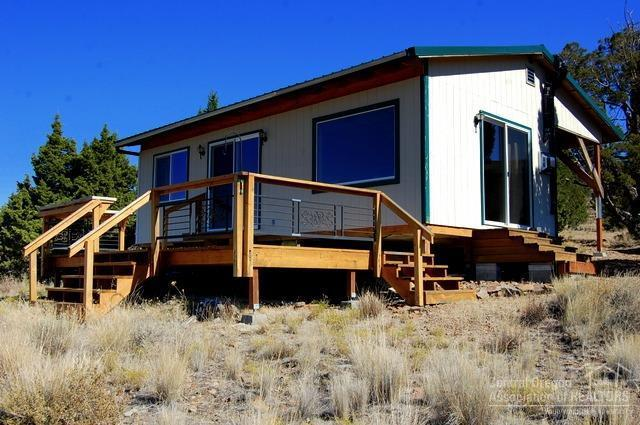 29214 Cougar Mountain Road, Mitchell, OR 97750 (MLS #201806237) :: Team Birtola | High Desert Realty