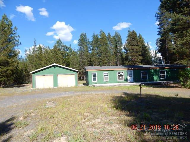 136629 Jug Drive, Crescent, OR 97733 (MLS #201806289) :: Fred Real Estate Group of Central Oregon