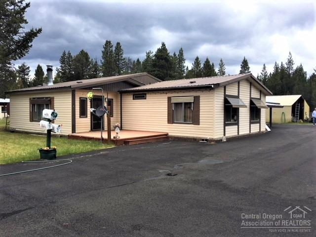 245 Riddle Road, Crescent, OR 97733 (MLS #201806355) :: The Ladd Group