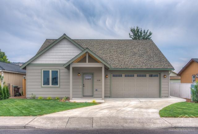 1128 SE 2nd Street, Prineville, OR 97754 (MLS #201808507) :: Fred Real Estate Group of Central Oregon