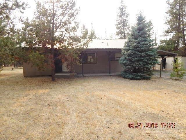 52677 Pine Drive, La Pine, OR 97739 (MLS #201808747) :: Pam Mayo-Phillips & Brook Havens with Cascade Sotheby's International Realty