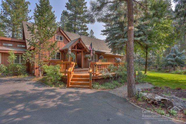 56865 Spring River Drive, Bend, OR 97707 (MLS #201808789) :: Team Birtola | High Desert Realty
