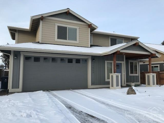 61553 SE Chief Joseph Lane, Bend, OR 97702 (MLS #201901704) :: Central Oregon Home Pros