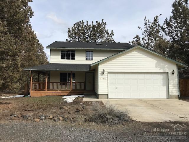 65510 Old Bend Redmond Highway, Bend, OR 97703 (MLS #201901990) :: Fred Real Estate Group of Central Oregon
