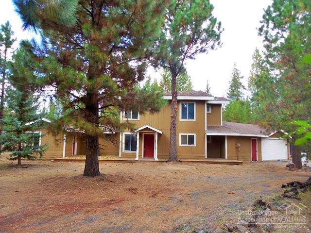 15790 Sunrise Boulevard, La Pine, OR 97739 (MLS #201909062) :: The Ladd Group