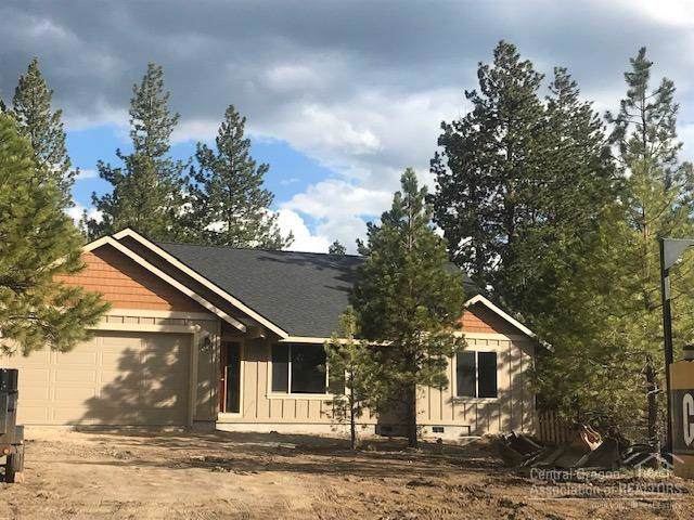 19053 Pumice Butte Road, Bend, OR 97702 (MLS #201909076) :: Fred Real Estate Group of Central Oregon