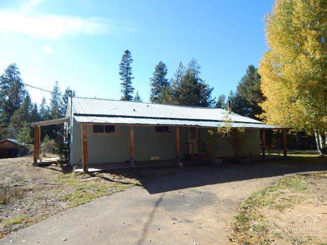 51273 Parker Road, La Pine, OR 97739 (MLS #201909209) :: Berkshire Hathaway HomeServices Northwest Real Estate