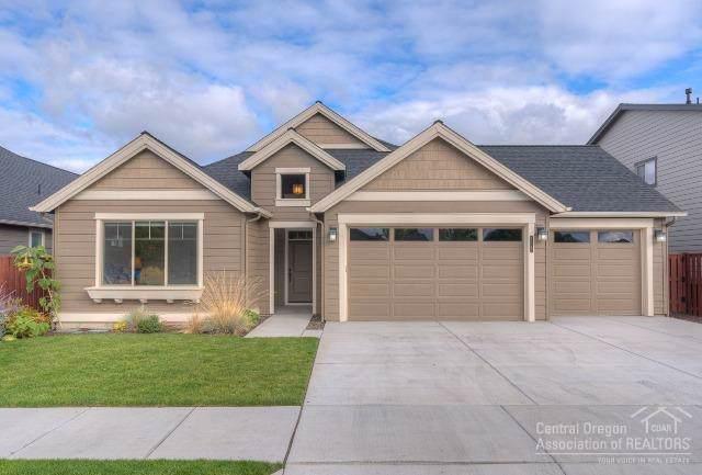 1229 NE Sunrise Street, Prineville, OR 97754 (MLS #201909353) :: Berkshire Hathaway HomeServices Northwest Real Estate