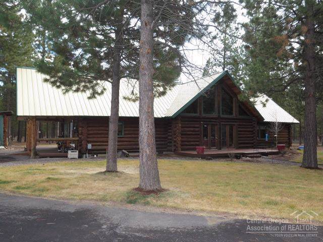15188 Pyrola Street, La Pine, OR 97739 (MLS #201910445) :: Berkshire Hathaway HomeServices Northwest Real Estate