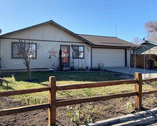 206 NW 7th Street, Prineville, OR 97754 (MLS #202001366) :: The Ladd Group