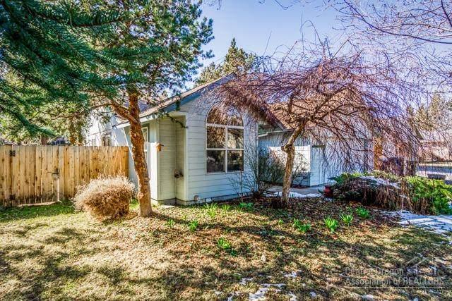 2977 NE Saber Drive, Bend, OR 97701 (MLS #202002673) :: Berkshire Hathaway HomeServices Northwest Real Estate