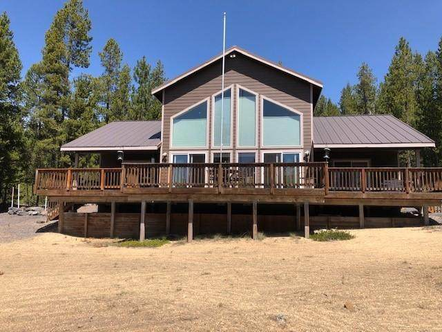 19028 Clearspring Way, Crescent Lake, OR 97733 (MLS #220101556) :: Fred Real Estate Group of Central Oregon