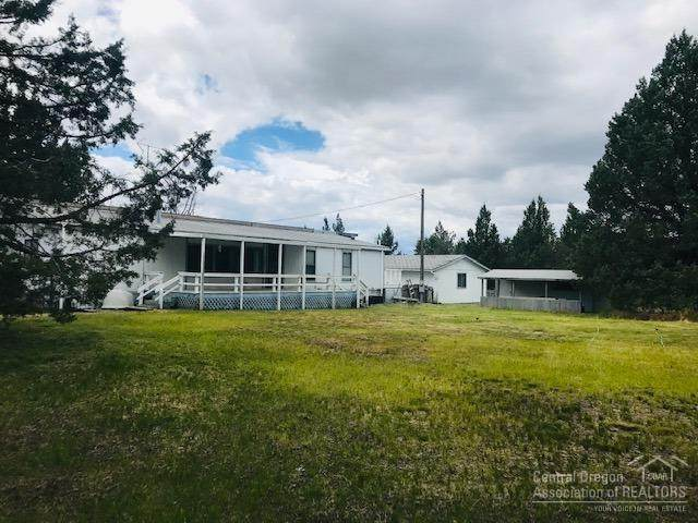13192 SE Cayuse Road, Prineville, OR 97754 (MLS #220109741) :: Team Birtola | High Desert Realty