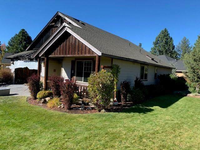 20058 Grand Teton Drive, Bend, OR 97702 (MLS #220109809) :: The Ladd Group