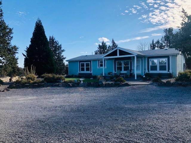 9620 NW Rocky Road, Powell Butte, OR 97753 (MLS #220112092) :: Team Birtola | High Desert Realty