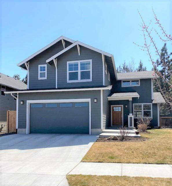 20765 SE Shea Court, Bend, OR 97702 (MLS #220120320) :: Bend Relo at Fred Real Estate Group