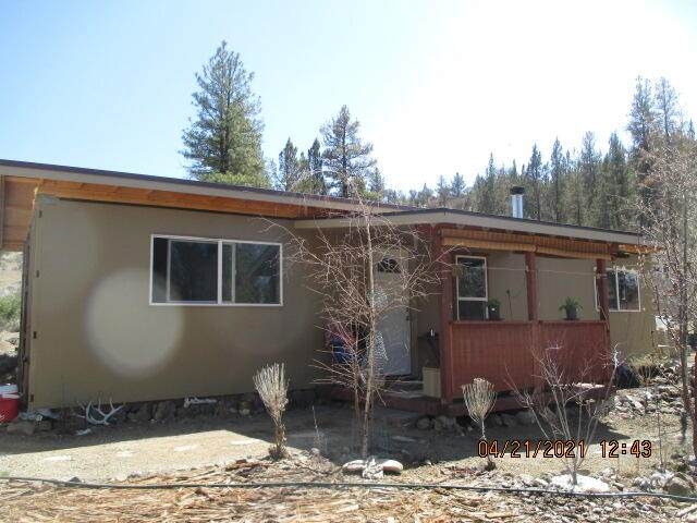 31731 Godowa Springs Road, Beatty, OR 97621 (MLS #220120895) :: Chris Scott, Central Oregon Valley Brokers