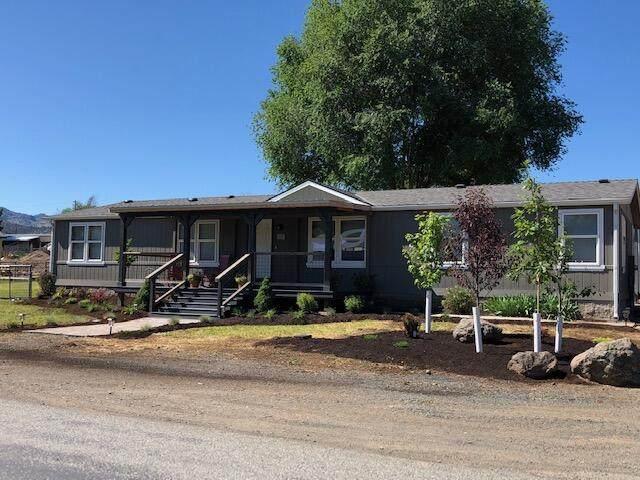 250 S Fork Road, Dayville, OR 97825 (MLS #220125269) :: Chris Scott, Central Oregon Valley Brokers