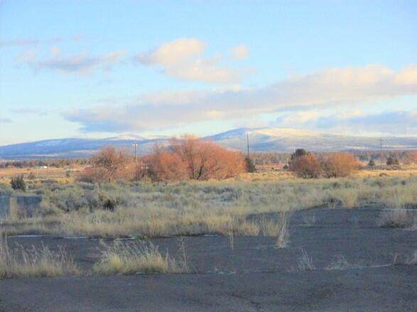 Lot 204 Hwy 140, Bly, OR 97622 (MLS #220126370) :: Bend Relo at Fred Real Estate Group