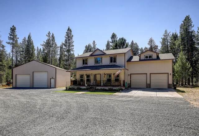 52025 Dorrance Meadow Road, La Pine, OR 97739 (MLS #220128719) :: Vianet Realty
