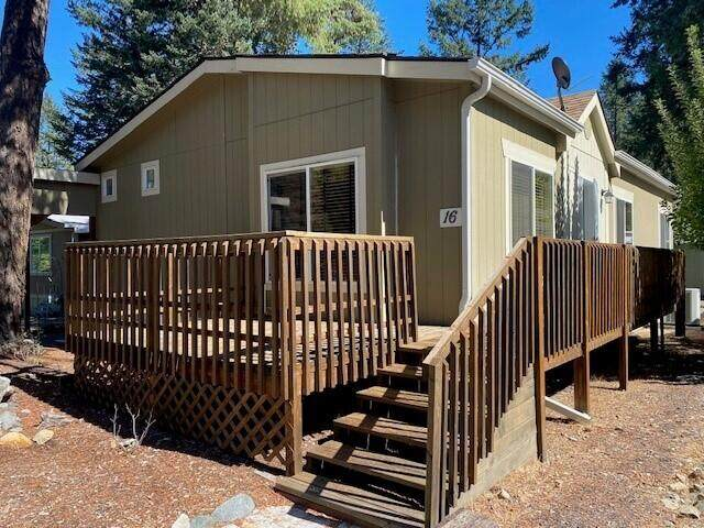 537 Thompson Creek Road #16, Applegate, OR 97530 (MLS #220132200) :: Coldwell Banker Sun Country Realty, Inc.