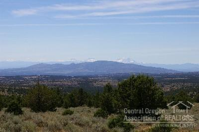 0 SE Section 33 Tl 02200, Prineville, OR 97754 (MLS #201501659) :: Team Birtola | High Desert Realty