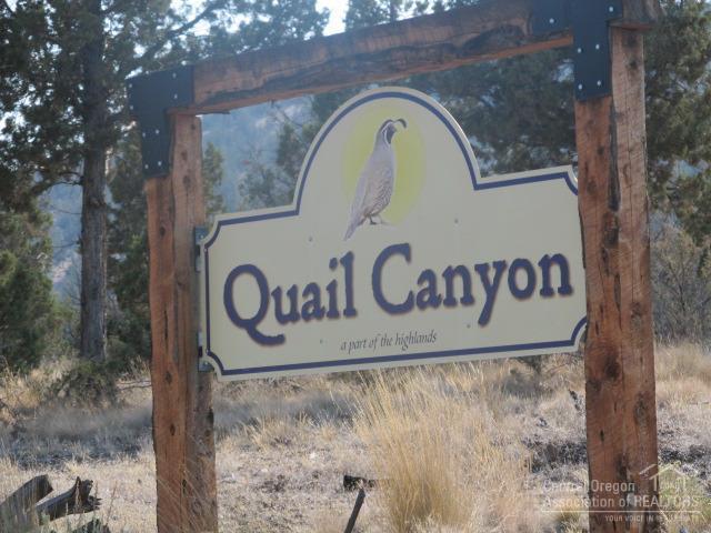 7177 SE Quail Canyon Road, Prineville, OR 97754 (MLS #201608681) :: Birtola Garmyn High Desert Realty