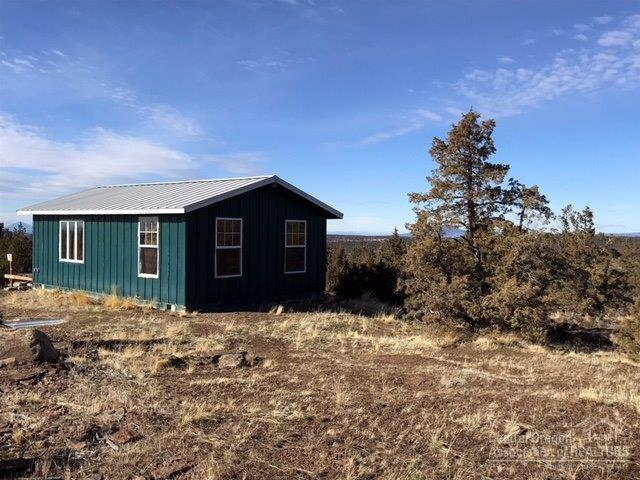 12170 SE Juniper Canyon, Prineville, OR 97754 (MLS #201801152) :: Pam Mayo-Phillips & Brook Havens with Cascade Sotheby's International Realty
