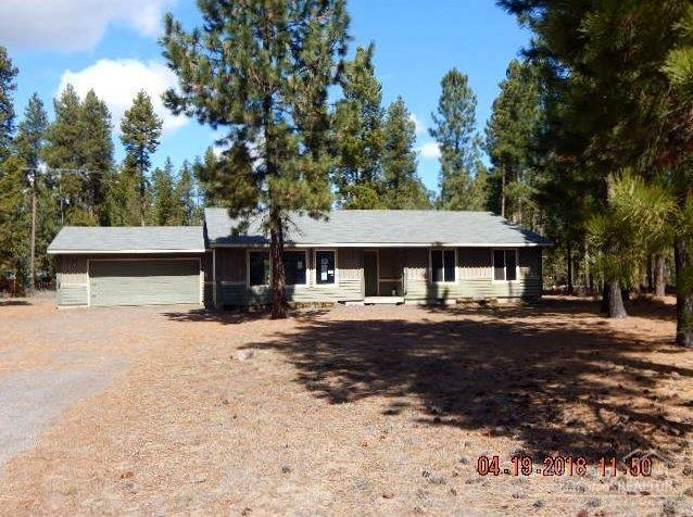 15870 Lava Drive, La Pine, OR 97739 (MLS #201803224) :: Pam Mayo-Phillips & Brook Havens with Cascade Sotheby's International Realty